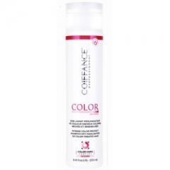 Шампунь для глубокой защиты цвета для сухих, обесцвеченных или окрашенных волос Коифанс INTENSE COLOR PROTECT SHAMPOO Coiffance