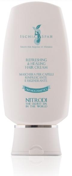 Маска регенерирующая для волос и кожи головы Нитроди BERENICE HAIR MASK Nitrodi