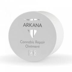 Заживляющая мазь для очень сухой кожи Аркана Cannabis Repair Ointment Arkana