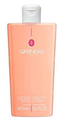 Очищающий гель с экстрактом примулы Гатино Clear & Perfect Purifying Primrose Gel Cleanser Gatineau