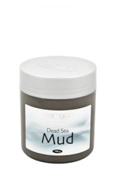 Грязь Мертвого моря Доктор Си Dead sea mud Dr. Sea