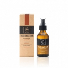 Натуральное масло миндаля Апивита Aromatherapy Organic Almond Oil Apivita
