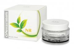 Маска мгновенной красоты для увлажнения и освежения кожи лица ОНмакабим NR Line Beauty Mask OnMacabim