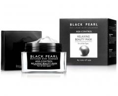 Релаксирующая маска красоты для лица Си Оф Спа Black Pearl Age Control Relaxing Beauty Mask Sea Of Spa