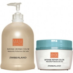 Маска питательная для защиты окрашенных волос волос Зимберленд Intense Repair Color Mask Zimberland