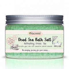 Соль Для Ванны Освежающий Зеленый Чай Накоми Bath Salt Refreshing Green Tea Nacomi