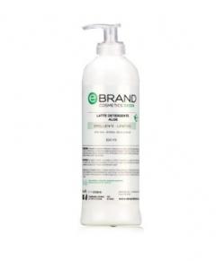 Очищающее молочко для чувствительной кожи «Алоэ Вера» Ебренд Latte Detergente Idratante Lenitivo Aloe Vera Ebrand