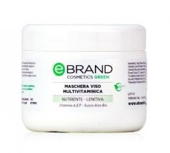 Витаминная маска для сухой и обезвоженной кожи Ебренд Maschera Viso Vitaminica Ebrand