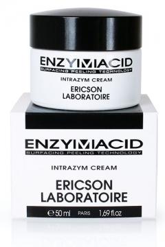 Питательный крем с энзимами Эриксон Лаборатория ENZYMACID INTRAZYM CREAM  Ericson Laboratoire