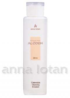 Очищающая эмульсия с экстрактом календулы Анна Лотан Alodem Calendula Cleansing Emulsion Anna Lotan