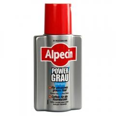 Шампунь для седых волос Альпецин POWER GRAU SHAMPOO Alpecin