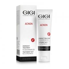 Крем ночной Джи Джи Overnight treatment Gigi