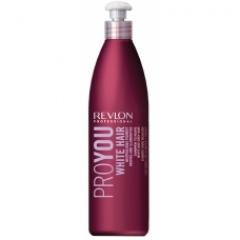 Шампунь для блондированных волос Ревлон Профессионал Pro You White Hair Shampoo Revlon Professional