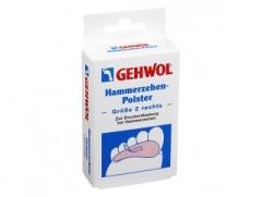 Подушка под пальцы (правая, левая) Геволь Hammerzehenpolster Gehwol