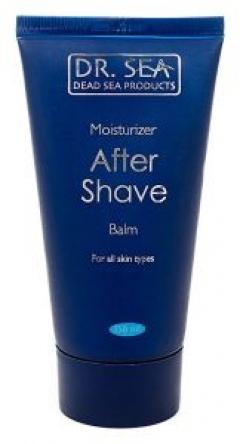 Увлажняющий бальзам после бритья Доктор Си Moisturizing After Shave Balm Dr. Sea