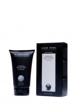 Жемчужная очищающая маска-пленка Си Оф Спа Black Pearl Age Control Purifying Peel Off Mask Sea Of Spa