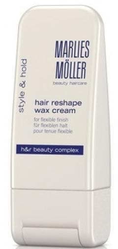 Воск для моделирования волос Марлис Мёллер Hair Reshape Wax Cream Marlies Moller