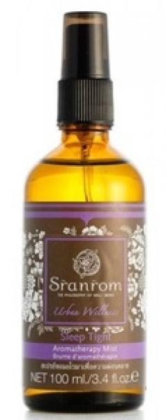 Аромат для сна спрей Расслабляющий Сранром Urban Wellness Sleep Tight Aromatherapy Room & Body Mist Sranrom