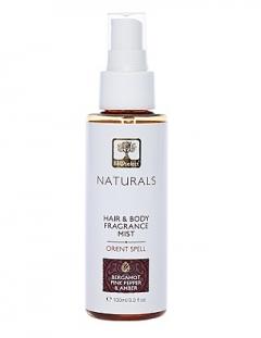"""Парфюмированный спрей для тела и волос """"Восточное заклинание"""" БиоСелект Naturals Fragrance Mist BIOSelect"""