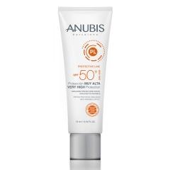 Эмульсия-невидимка с максимальной защитой SPF 50 Анубис Very High Protection SPF50+ Anubis