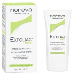 Восстанавливающий увлажняющий крем Эксфолиак Reconstructive cream Exfoliac