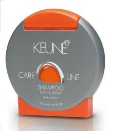 Шампунь Кэе Лайн Экстра защита Солнечная Линия Кёне CL SUN SHAMPOO Keune