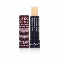 Бальзам для губ с пчелиным воском и прополисом Апивита Lip Care with Propolis Apivita