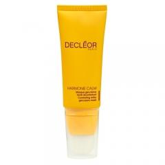 Маска кремовая молочная для чувствительной кожи Деклеор Harmoni Calm Masque Gel-crеme Lacte Reconfortante Decleor