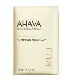 Мыло на основе грязи Мертвого моря Ахава Purifying Mud Soap AHAVA