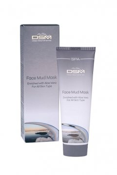 Грязевая маска для лица Мон Платин DSM Face Mud Mask Mon Platin