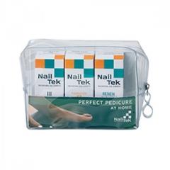 Комплект для педикюра (3 позиции) Нейл Тек Perfect Pedicure Kit Nail Tek