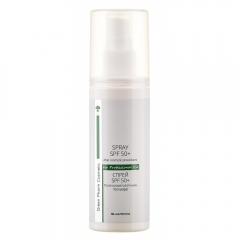 Спрей для лица после косметологических процедур SPF-50Грин Фарм Косметик Spray SPF 50+ Green Pharm Cosmetic