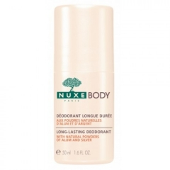 Шариковый дезодорант Нюкс body Long-Lasting Deodorant Nuxe