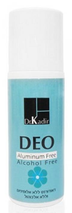 Шариковый дезодорант без алюминия Доктор Кадир Deodorant Roll-On Aluminum Free Dr. Kadir
