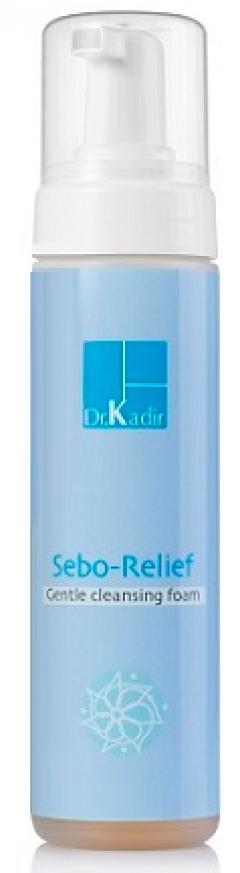Себорельеф очищающая пенка Доктор Кадир Sebo-relief gentle cleansing foam Dr. Kadir