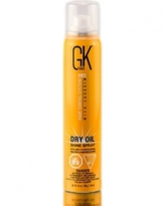 Масляный спрей для блеска Глобал кератин Dry Oil Shine Spray GK Hair Professional (Global Keratin)