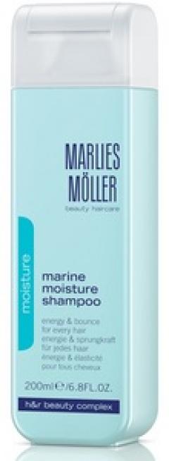 Увлажняющий шампунь Марлис Мёллер Marine Moisture Shampoo Marlies Moller