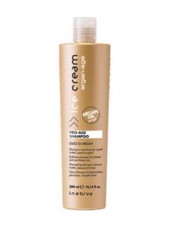 Антивозрастной шампунь Инебрия Ice Cream Pro Age Shampoo Inebrya