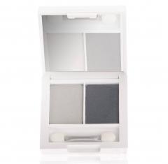 Тени для глаз набор №5 (цвета светло-серый/темно-серый) Дермаиз MOON DermEyes