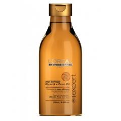 Питательный шампунь для сухих волос Лореаль Профессионнель Nutrifier Shampoo L'Oreal Professionnel