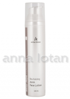 Активный лосьон для лица Анна Лотан New Age Control Revitalizing AHA Face Lotion Anna Lotan