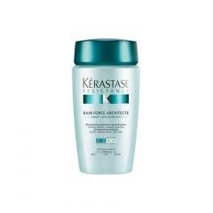 Укрепляющий шампунь для поврежденных волос Керастаз Bain Force Architecte Kerastase