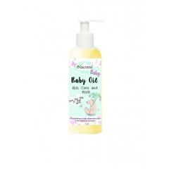Масло Для Тела Детское - С Первых Дней Жизни Накоми Baby Body Oil - From the First Days of Life Nacomi