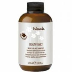 Шампунь-молочко для сухих и поврежденных волос Максима Nook Milk Sublime Nourishing Shampoo For Dry Stressed Hair Maxima