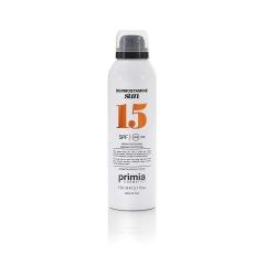 Солнцезащитное молочко-спрей для лица и тела с SPF 15 Примиа Косметичи DERMOSTAMINE SUN SUN SPRAY MILK SPF 15 Primia Cosmetici