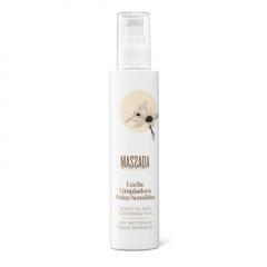 Универсальное молочко для всех типов кожи Массада SENSITIVE SKIN CLEANSING MILK Massada