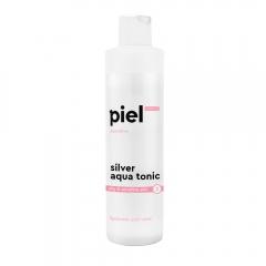 Тоник для сухой и чувствительной кожи Пьель косметикс Silver Aqua Tonic Piel cosmetics