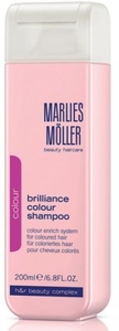Шампунь для окрашенных волос Марлис Мёллер Brilliance Colour Shampoo Marlies Moller