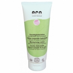Увлажняющий крем молочко для тела Эко косметика Eco Moisturizing Lotion Eco Cosmetics