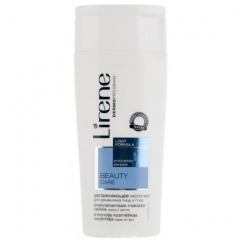 Очищающе-Успокаивающее молочко Лирен Beauty Care Face and Eye Moisturising Make-up Remover Lirene